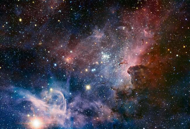 Cosmic Rays Origins Wallpaper
