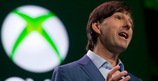 Don Mattrick at conference for Xbox One