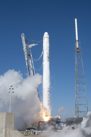 Falcon-9 Launches in California