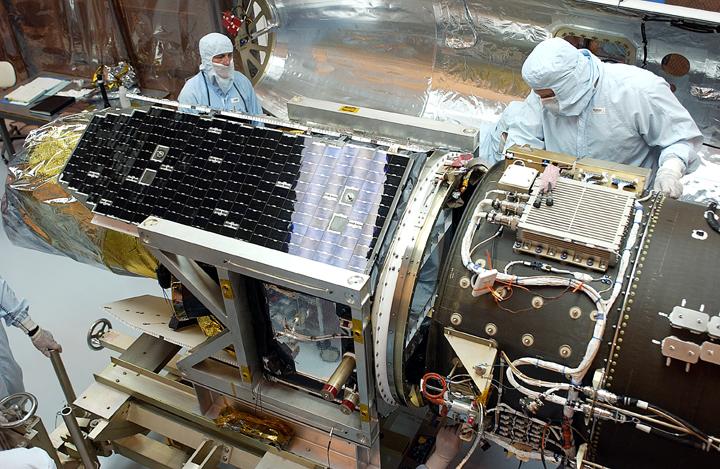 Orbital Sciences Mission