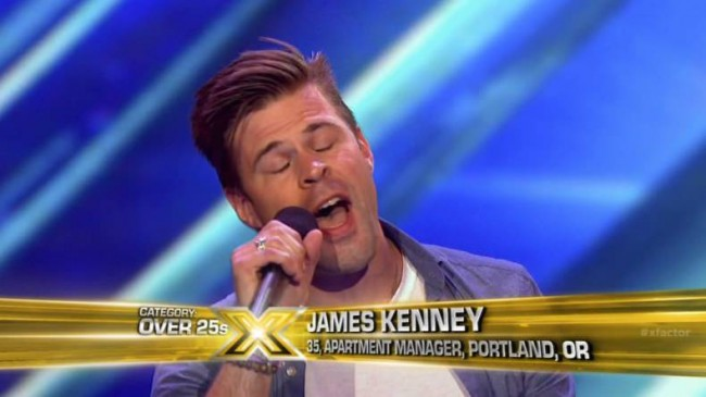 James-Kenny-Summertime-The-X-Factor