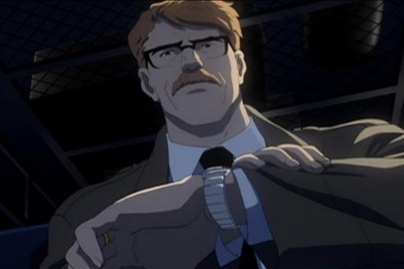 Jim Gordon Gotham City Needs Villains for New Show