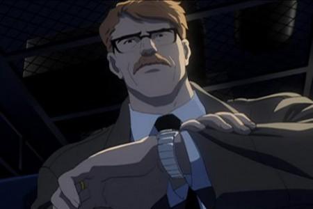 Jim Gordon Gotham City Needs Villains for New Show
