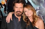 Josh Brolin and Diane Lane remain friends and away from Twitter spats