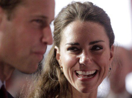 Kate Middleton Plays Love Games
