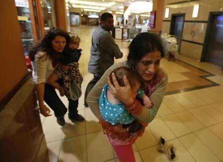 Mall Siege in Kenya – Where Did Survivors Hide?