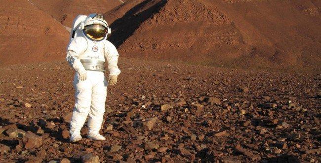 Mars One Crazy application videos