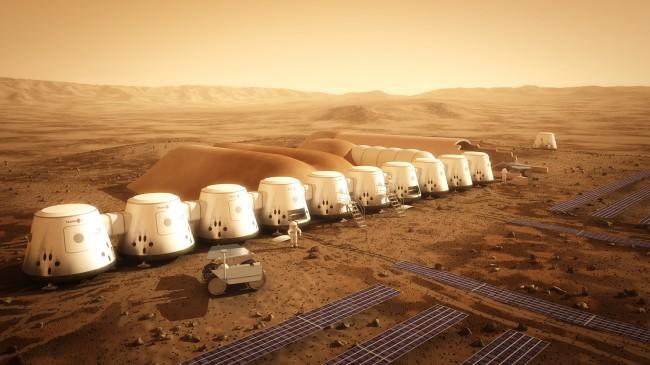 Source credit: Mars One/Bryan Versteeg/mars-one.com