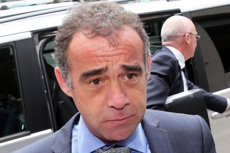 Michael Le Vell Burnt by Jimmy Savile Hysteria