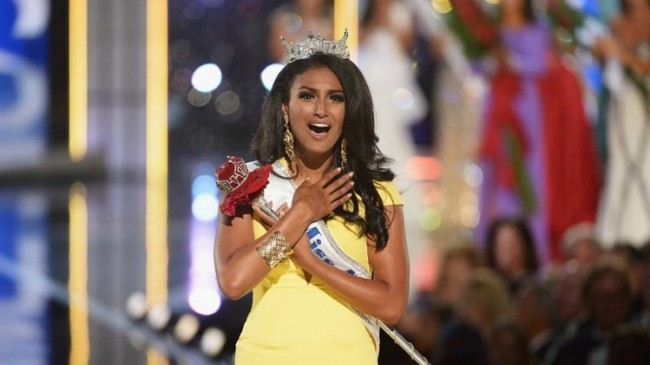 Miss America's Next Step is Finishing Med School