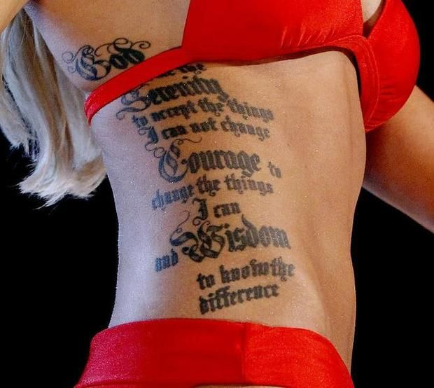 Will There Be a Tattoo Category in the next Miss America Pageant