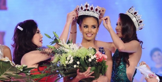 Miss Philippines awarded Miss World Crown amid Muslim Anger