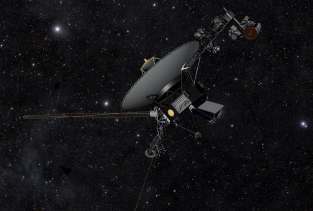 NASA Leaves Solar System