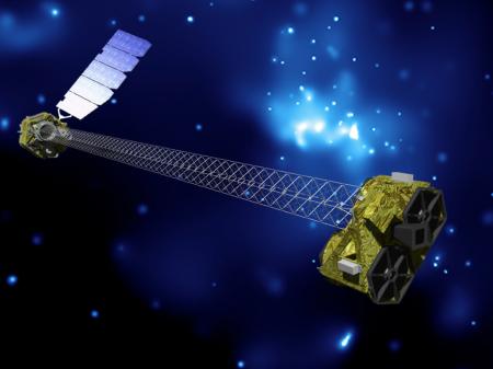 NASA's NuSTAR X-Ray telescope