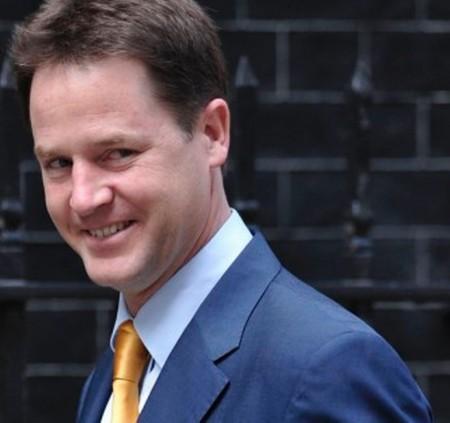 Nick Clegg Deputy Prime Minister Slams Grand Theft Auto V