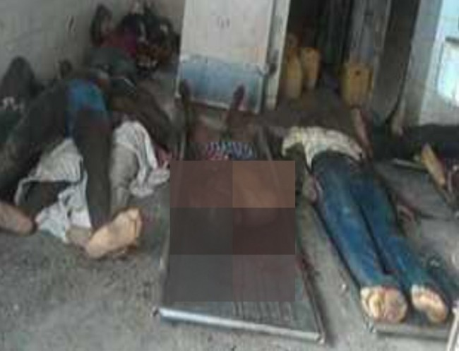 "Reign of Terror in Nigeria: Islamist Terrorists kill ""sleeping"" Nigerian College Students"