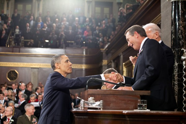 Obama and Boehner debate Health Care