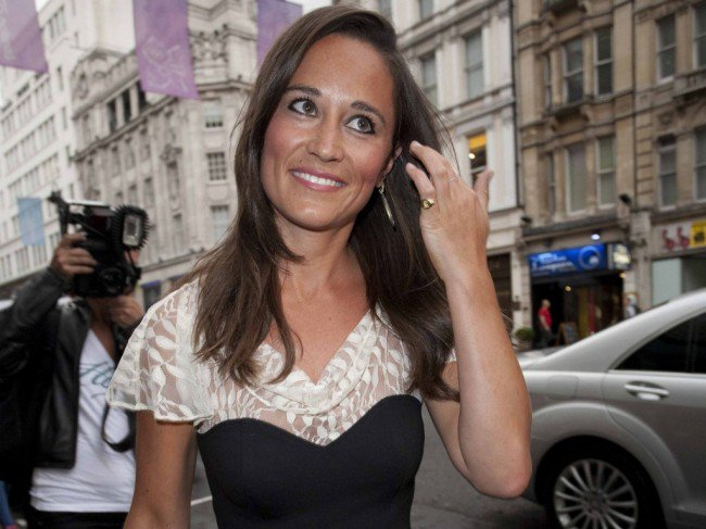 Pippa Middleton Engaged to Stockbroker