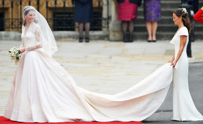 Pippa Middleton at Royal Wedding2
