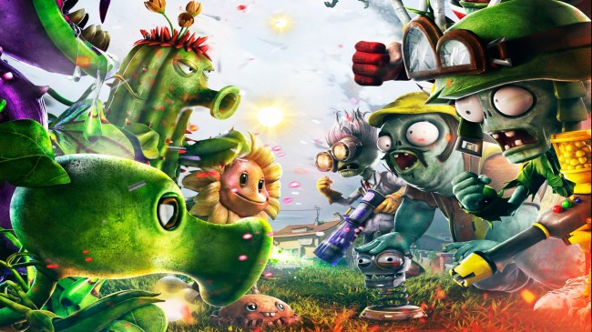 Plants Vs. Zombies Wallpaper