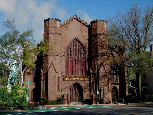 Salem Witch Museum: Trials of Hysteria and History