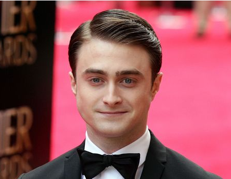 Daniel Radcliffe Almost Trampled by Harry Potter Fans in Bathroom