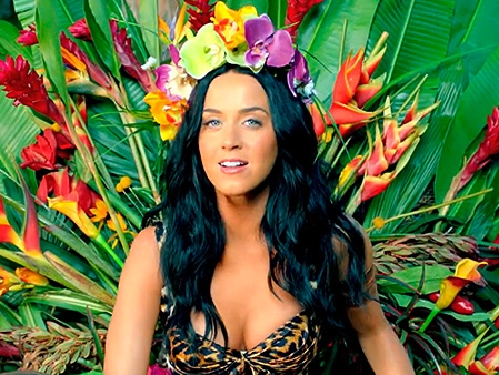 Katy Perry Music Video for Roar Shows Why Its Number One