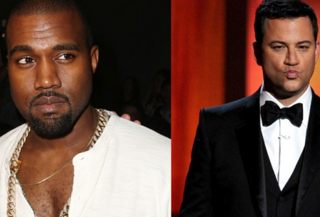 Kanye West Resorts to Profane Tweets to Attack Jimmy KImmel