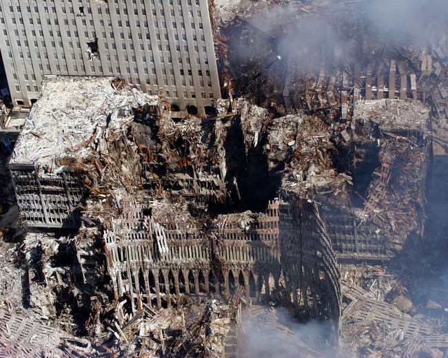 9/11: Remains of the Day, Twelve Years Passed