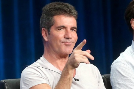 Simon Cowell Versus Miley Cyrus No Twerking on X Factor