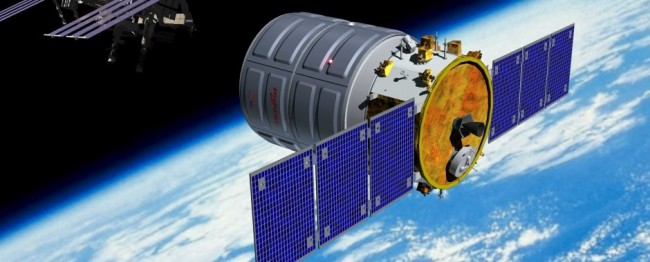 Orbital Cygnus vehicle