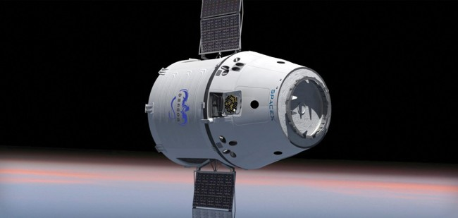 SpaceX Dragon capsule to carry the 3D printer to ISS