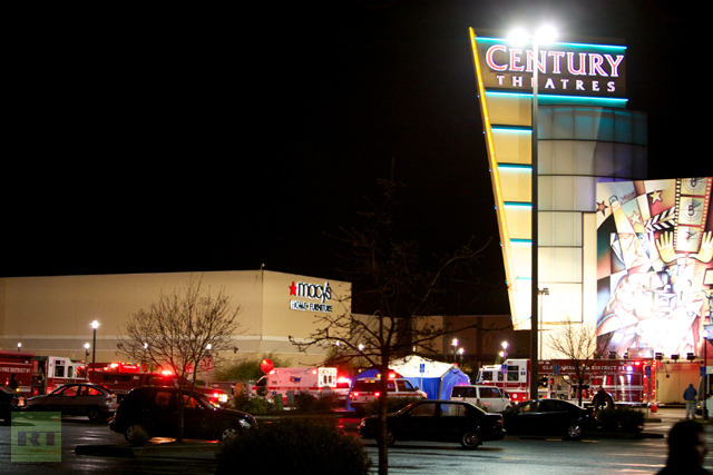 Tears for Society: The Shooting at Clackamas Town Center