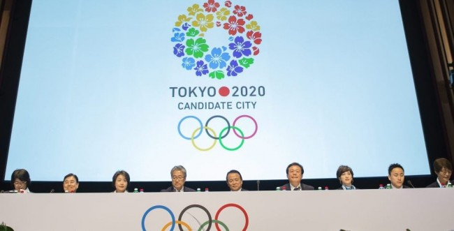 Tokyo wins the 2020 bid to host the Olympic Games