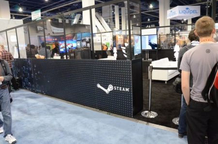Valve show of prototypes of Steam Box at CES