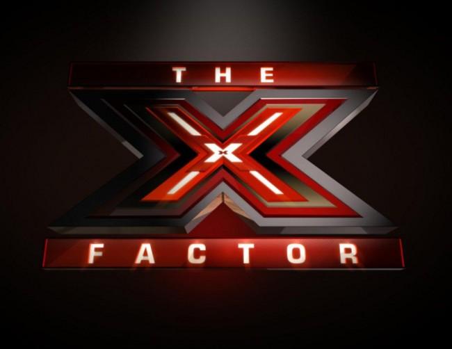 X Factor Logo (Simon Cowell's Show)