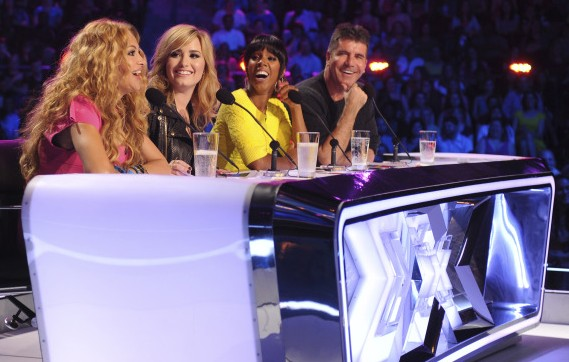The X Factor Auditions...