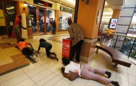 Armed Militants Target Shoppers in Kenyan Shopping Mall Massacre