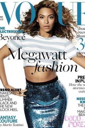 Miley Cyrus Vogue Cover Won't Twerk