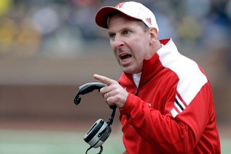 Nebraska football coach Bo Pelini finds himself in hot water after a 2011 audiotape in which he ran
