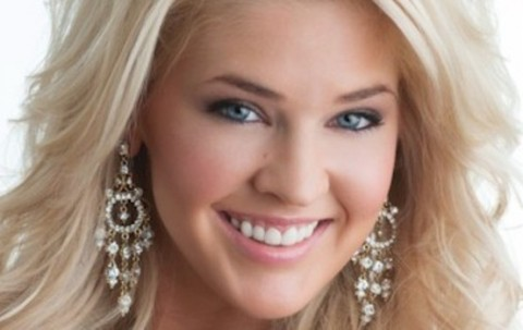 Miss America Contestant Theresa Vail's Tattoos Become Center of Attention