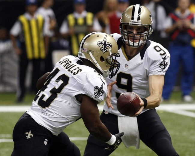 Cowboys dismantled by Brees and Sproles