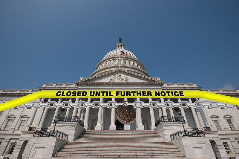 blog what does government shutdown mean housing market