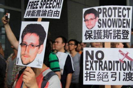 Snowden has exposed a great underlying level of mistrust