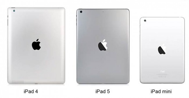 iPad 5 Release Date and Specs Leaked