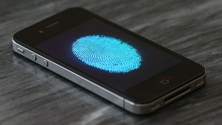 iPhone 5S TouchID a new feature