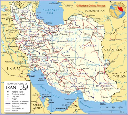 Iran's Nuclear Program has Ramped Up with Chemical Weapons
