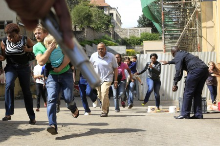 Armed Militants Massacre Shoppers in Kenya Shopping Mall, 30 Dead.