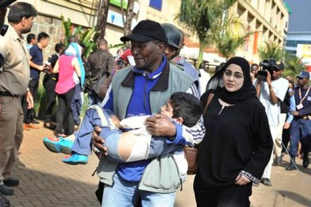 Kenya Mall Attack Responders Find Refuge in Hindu Religious Center