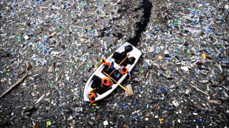 Global Ocean Clean up in 5 years
